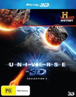 The Universe In 3D : Collection 2 - Pamela L. Gay