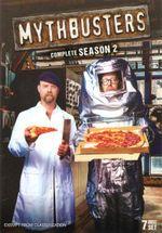 MythBusters : Season 2 - Tory Belleci