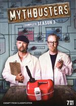 MythBusters : Season 3 - Robert Lee