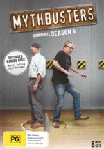 MythBusters : Season 4 - Robert Lee