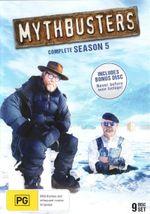 MythBusters : Season 5 - Robert Lee