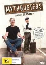 MythBusters : Season 6 - Adam Savage