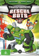 Transformers Rescue Bots : Return of the Dino Bot - Elan Garfias
