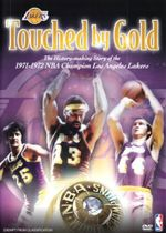 NBA : Los Angeles Lakers 1971-72 Touched by Gold - Bill Sharman