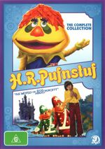 H.R. Pufnstuf : The Complete Collection - Billie Hayes