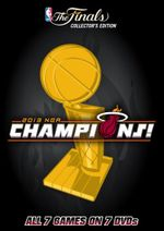 NBA : Miami Heat 2013 Champions - The Finals Collector's Edition - Chris Bosh