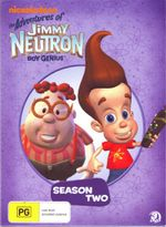 The Adventures of Jimmy Neutron Boy Genius : Season 2 - Jeffrey Garcia