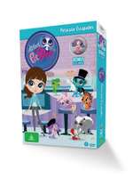 Littlest Pet Shop : Petacular Escapades (Bonus figurine) - Ashleigh Ball