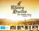 A Country Practice : The Middle Years Seasons 7-10 (Limited Edition) - Joyce Jacobs