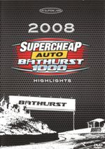 V8 Supercars : 2008 Supercheap Auto Bathurst 1000 Highlights - Fabian Coulthard