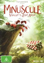 Minuscule : The Valley of the Lost Ants - Not Specified