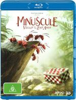 Minuscule : The Valley of the Lost Ants (3D Blu-ray) - Not Specified
