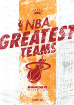 NBA : Greatest Teams: Miami Heat: White Hot - Shaquille ONeal