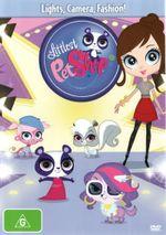 Littlest Pet Shop : Lights, Camera, Fashion! - Ashleigh Ball