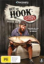 Off The Hook : Extreme Catches Season 1 - Eric Young