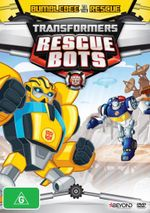 Transformers : Rescue Bots: Bumblebee to the Rescue - Parvesh Cheena
