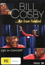 Bill Cosby...Far from Finished - Live in Concert : Far From Finished - Bill Cosby