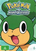 Pokemon : Season 15 - BW Rival Destinies - Daniel Nicodeme
