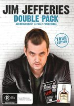 Jim Jefferies : Double Pack (Alocoholocaust/ Fully Functional) - Jim Jefferies
