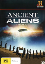 Ancient Aliens : Season 6 - Michael J.S. Carter