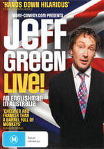 Jeff Green : An Englishman In Australia - Jeff Green