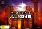 Ancient Aliens : Seasons 1-4 (Limited Edition) - David Childress