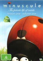 Minuscule : The Private Life of Insects - Season 1 - Volume 1 - Not Specified