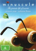 Minuscule : The Private Life of Insects - Season 1 - Volume 3 (DVD 3) - Not Specified