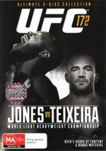 UFC : 172 Jones vs Texeira - World Light Heavyweight Championship - Jon Jones