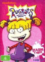 Rugrats : Season 3 - Elizabeth Daily