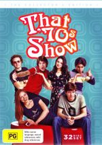 That 70s Show : The Collector's Edition - Ashton Kutcher