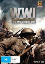 World War I : The First Modern War - Harry Prichett