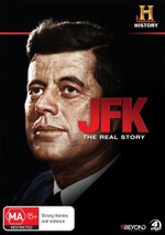 JFK : The Real Story - Not Specified