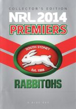 NRL 2014 Premiers (South Sydney) Rabbitohs - Collector's Edition - Ray Warren