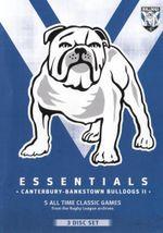 NRL Essentials : Canterbury Bankstown Bulldogs II - NRL