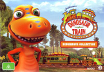 Dinosaur Train : Dinormous Collection (I'm a T-Rex/One Big Dinosaur/Under the Sea/Time Tunnel) (Limited Edition) - Claire Corlett
