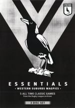 NRL Essentials : Western Suburbs Magpies - Not Specified