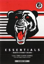 NRL Essentials : North Sydney Bears - Not Specified
