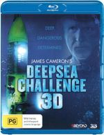 James Cameron's Deepsea Challenge 3D - James Cameron
