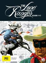Lone Ranger : Season 1 & 2 - Jay Silverheels
