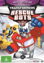 Transformers Rescue Bots : Bot to the Future - Elan Garfias