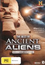 The Best of Ancient Aliens : Greatest Mysteries - David Childress