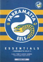 NRL Essentials : Parramatta EELS II - NRL