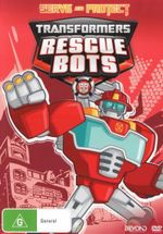 Transformers Rescue Bots : Serve and Protect - Elan Garfias