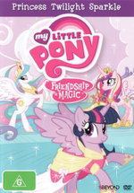 My Little Pony - Friendship is Magic : Princess Twilight Sparkle - Ashleigh Ball