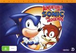 Adventures of Sonic the Hedgehog Collector's Set (Limited Release) - Jaleel White