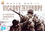 WWII Victory in Europe 70th Anniversary Commemorative Gift Set (Limited Release)