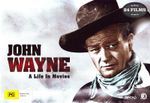 John Wayne : A Life in Movies (24 Films) Collector's Gift Set (Limited Release) - John Wayne