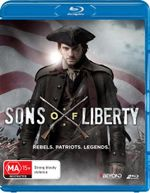 Sons of Liberty - Ryan Eggold