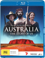 Australia : The Story of Us - Richard Roxburgh